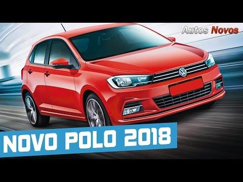 Novo Polo 2018 em seu novo visual - Autos Novos