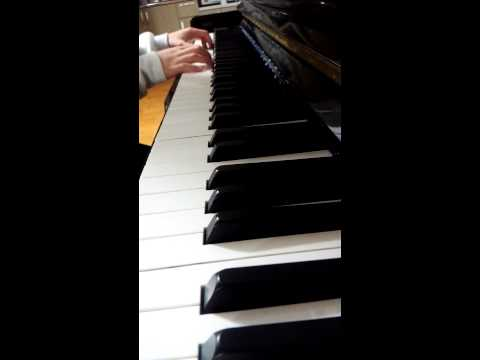 B1A4 only one piano ver.