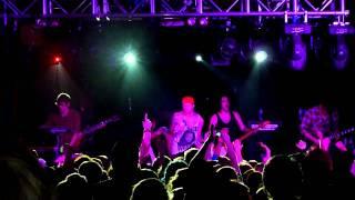 Emarosa - Pretend. Release. The Close (HD) London Relentless 9-12-10