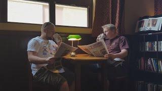 Северная Дакота. Кафе самообслуживания и пустой город(Привет друзья! Серега нашел в газете выписку о том, что в Северной Дакоте есть чудо кафе - без персонала!..., 2016-08-06T05:18:12.000Z)