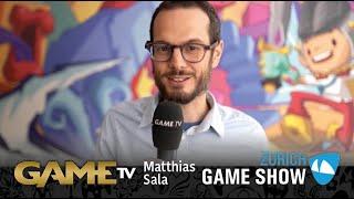 Game TV Schweiz - Game TV ist an der Zürich Game Show auf der Suche nach neusten Trends