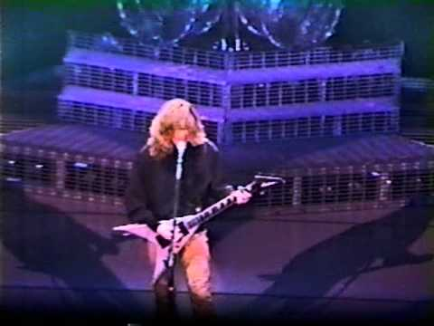 Megadeth - This Was My Life (Live In Osaka 1995)