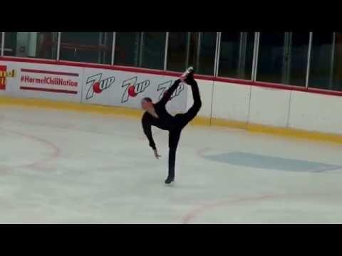 Jason Brown 2016 Glacier Falls Free Skate