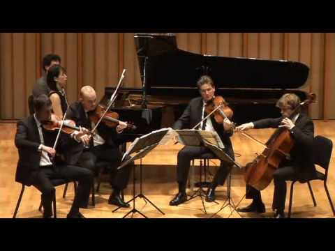 Thomas Adès Piano Quintet (part 2 of 2)