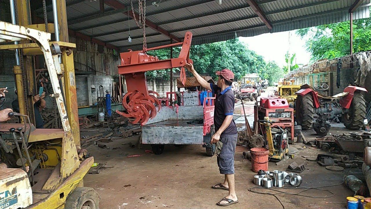 Cơ khí chế tạo máy và sửa chữa ba thế long khánh đồng nai.