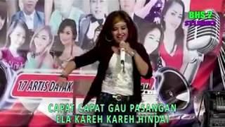 ABANG IJAI - Nina Talio | DJ REMIX DAYAK VIRAL Full Bass [ Official Musik Video ]