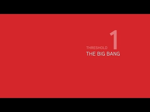 Threshold 1: The Big Bang | Big History Project (Public Embed)
