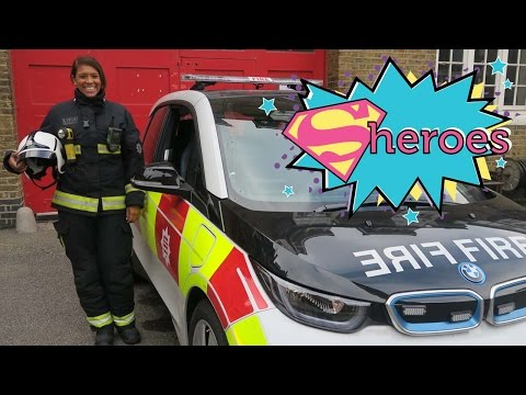 Interview with Verona Clarke from London Fire Brigade