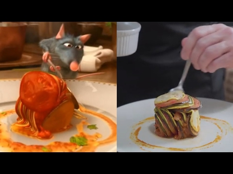 Remaking the Best Food From Movies and TV