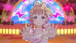 【スクスタMV】『ドキピポ⭐︎エモーション』をフェス限定UR衣装の高海千歌ちゃんに踊らせてみた!【ラブライブ!】