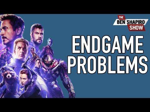 Ben Shapiro's Big Problems With Avengers: Endgame (SPOILERS)
