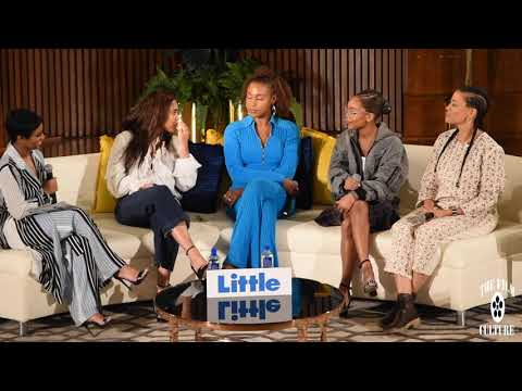"Regina Hall, Issa Rae, Marsai Martin, + Tina Gordon Talk ""Little"""