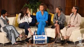 """Regina Hall, Issa Rae, Marsai Martin, + Tina Gordon Talk """"Little"""""""