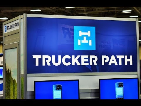 Truckers: My Number One App Truckers Path For Finding Truck Stops.