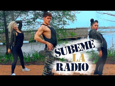 Enrique Iglesias - SUBEME LA RADIO | The Fitness Marshall |