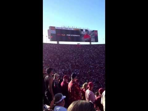 2012 opening game USC.  Junior Seau RIP.