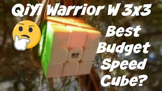 qiyi warrior w 3x3 review   best budget 3x3 speed cube