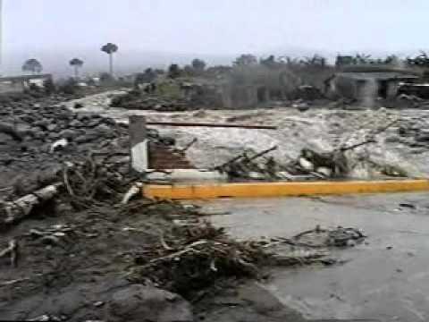 Inundaciones en Perote 1998