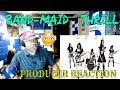 BAND MAID   Thrillスリル - Producer Reaction