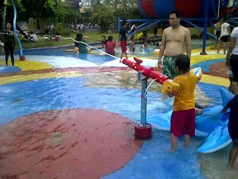 waterpark aladin depok