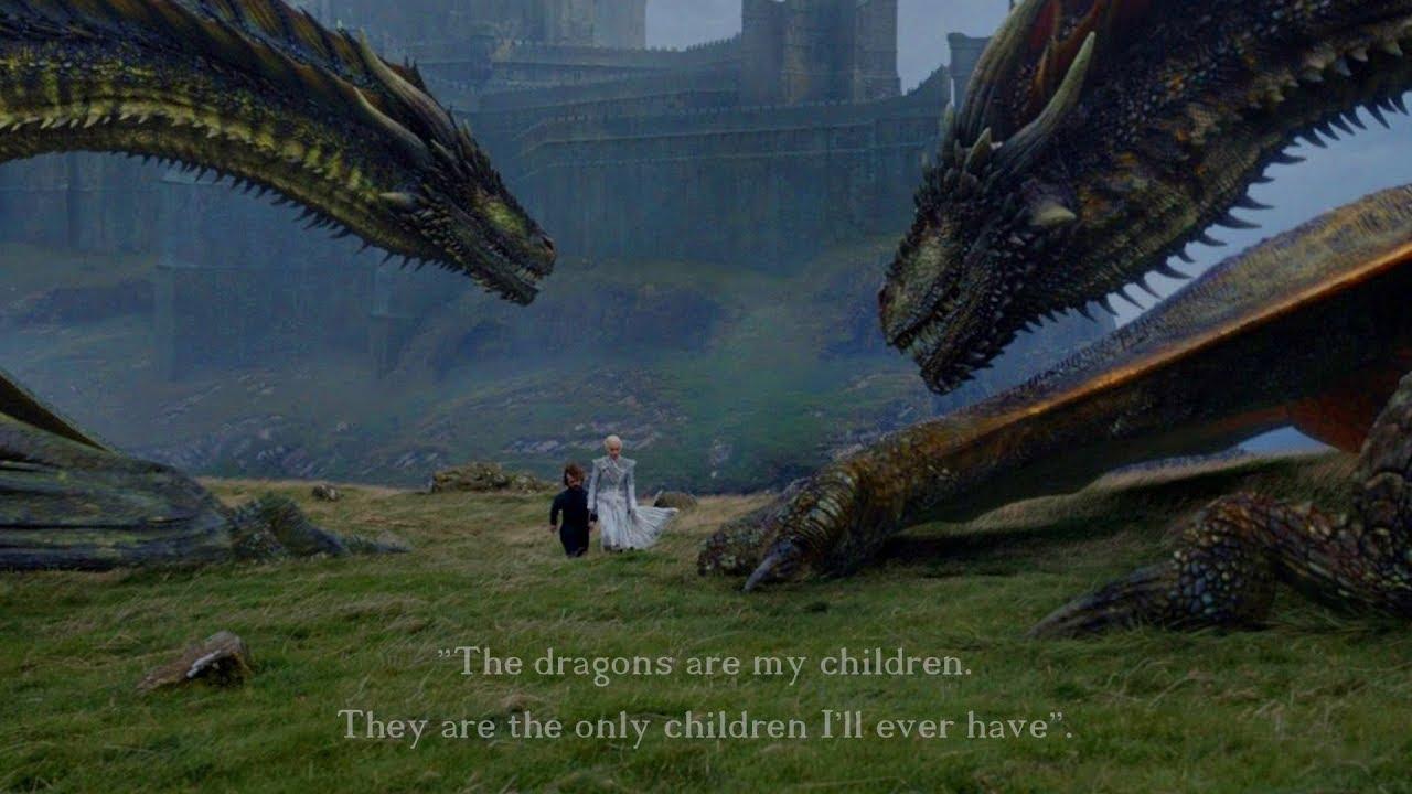 Drogon Viserion Rhaegal