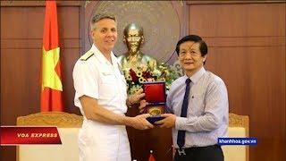 Truyền hình VOA 18/4/19: Tư lệnh Mỹ thăm Việt Nam, thúc đẩy quan hệ quốc phòng
