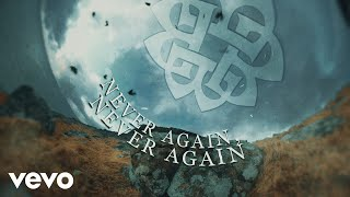 Breaking Benjamin - Never Again (Aurora Version/Official Lyric Video)