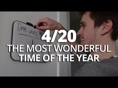 420: The Most Wonderful Time of the Year
