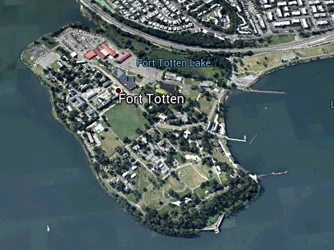 Fort Totten's  Mysteries Revealed