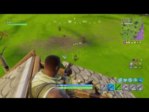 4 People TEAMING In SOLO (Fortnite Battle Royal)