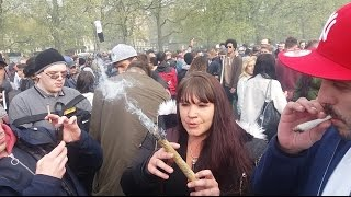 The London 420 Rally 2017
