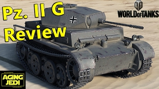 World of Tanks - Pz.Kpfw. II Ausf. G Review & Guide