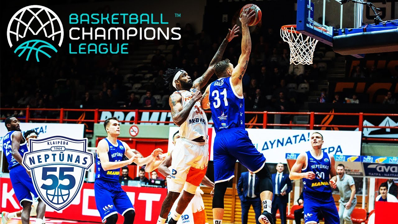 Neptunas Klaipeda's BEST Plays & Moments All-Time