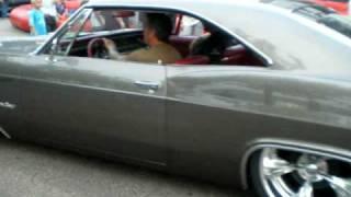 Chevy Impala SS 1965 Cruizin' by @ the Hague nl.