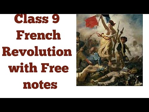 french revolution | Chapter 1 | Class 9 | part 1 |French revolution class 9  in hindi
