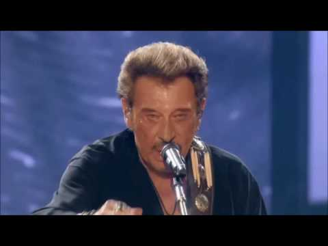 Johnny Hallyday - Rester Vivant Tour: Extrait