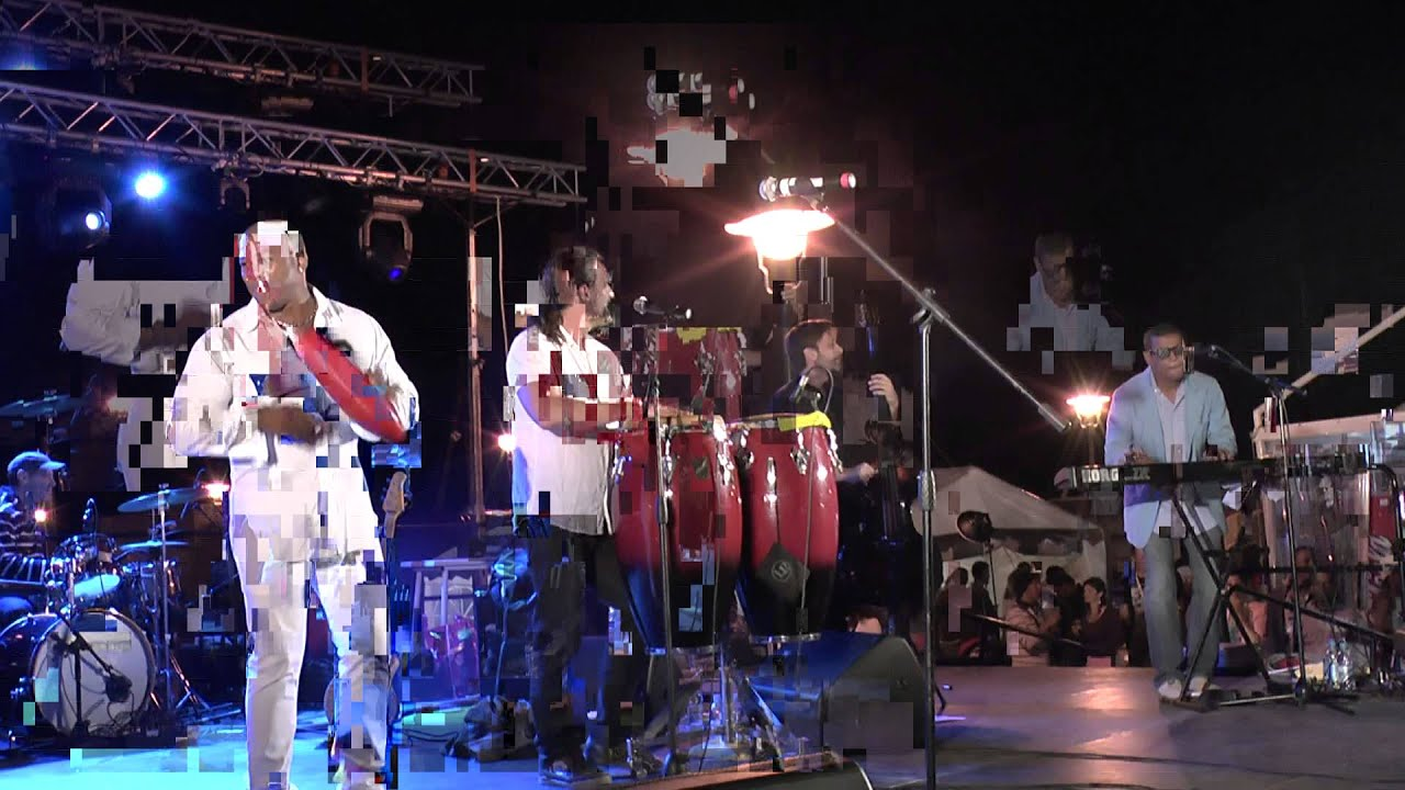 Croatian Summer Salsa Festival 2013 - Concert
