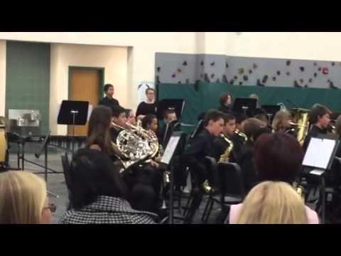 Wind ensemble nutcracker - Oak Valley Middle School