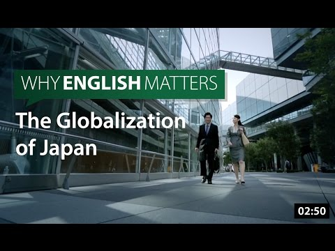 The Globalization of Japan