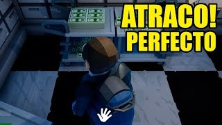 PERFECT HEIST! EL ATRACO PERFECTO! Con Fargan, Angel y Vegetta