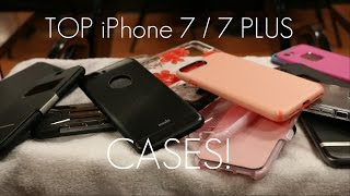 TOP TEN iPhone 7 / 7 PLUS Cases of ALL TIME!