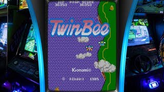 Twin Bee (Arcade - Konami - 1985)