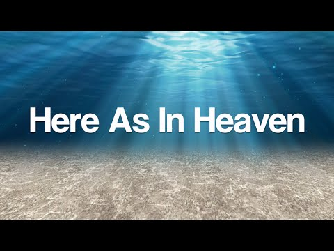 Elevation Worship: Here As In Heaven - Piano Instrumental Cover
