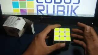 cubo rubik moyu yj 3x3 guanlong