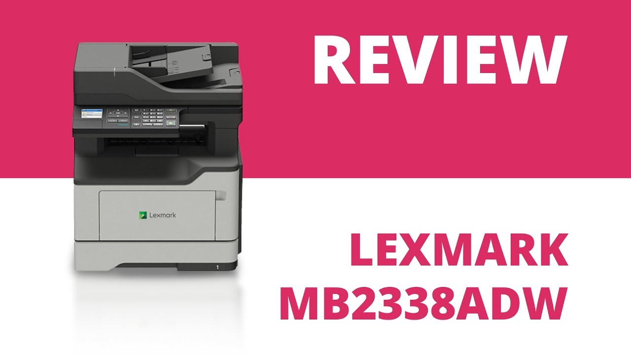 NEW DRIVERS: LEXMARK MS610DN MFP
