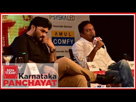 Prakash Raj Tears Into Babul Supriyo Over His 'Skin You' Remark In Bengal | India Today Exclusive