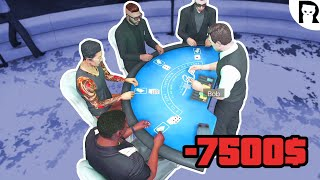 How I Lost 7500$ In 1 Hour - Lirik GTA RP Highlights