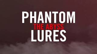 "Phantom Lures ""Abyss"" Series Crankbaits - Underwater Action"