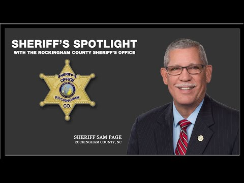 episode-#8--sheriff's-spotlight-with-the-rockingham-county-sheriff's-office