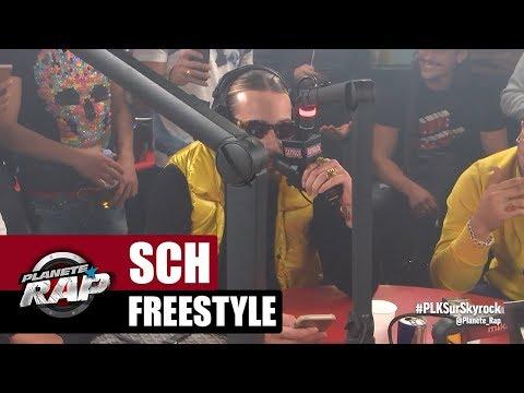 SCH - Freestyle #PlanèteRap